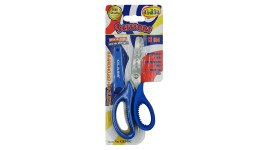 Ножиці дитячі CLASS 4283-06С 13 3см у футлярі (сині) прогумовані ручки (1/30)