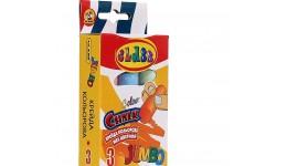 Крейда кольорова CLASS  3 шт 7606 кругла Джамбо (1/12)