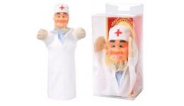 Лялька-рукавичка В072/1 АЙБОЛИТЬ  (пластизоль  тканина)