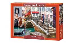 Пазл Касторленд 2000(559) Венеціанський міст  92*68 см