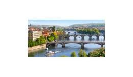 Пазл Касторленд 4000 (096) Прага. Річка Влата 138*68см
