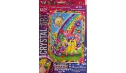 Мозаїка з кристалів  CRYSTAL ART KIDS  07 Поні та веселка ДТ (1/20)