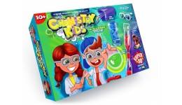 Набір для проведення дослідів Chemistry Kids 10+(у) (1/4) ДТ