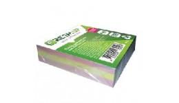 Блок паперу Fresh Up FR-22 для нотаток Twin Color клеєний 85х85х200арк  (1/48)