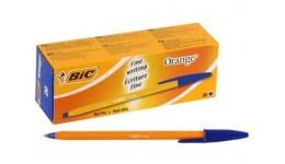 Ручка кулькова BIC 1199110111 синя  Orange  0 3мм (20)