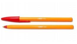 Ручка кулькова BIC 1199110112 червона  Orange  0 3мм (20)