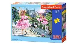 Пазл Касторленд 180(222) Балерини  32*23 см