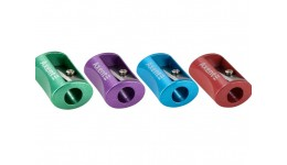 Точилка AXENT 1159 пластик Steel (48)