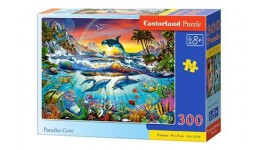 Пазл Касторленд  300 (101) Райська бухта  40*29 см