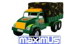 Авто Волант фургон війск.  MAXiMUS 56x30x28см
