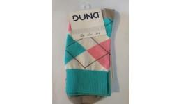Шкарпетки жіночі р.23 DUNA 324 молочні 70%бавовна  28%поліамід  2 %еластан
