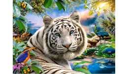Пазл Касторленд 180(192) Тигр  32*23 см