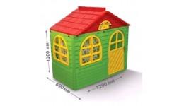 Будиночок з шторками арт. 02550/13 DOLONI-TOYS 1290*690*1290см