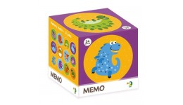 Гра настільна 300142 Мемо Динозаври (dodo)