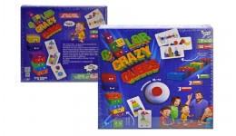 Гра  настільна  Color Crazy Cubes ДТ(1/10)