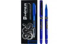 Ручка масляна HIPER Metr HO-1000 0 7мм синя 10000м (10/250)