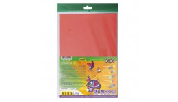 Набір кольорового картону Zibi 1969 А4 КРЕАТИВ 20арк. (1/100)