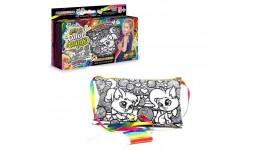Клатч-пенал-розмальовка ССЛ-02-05  My Color Clutch  Грайливі кошенята ДТ (1/6)