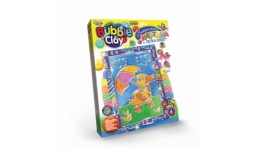 Вітражна картина  Bubble Clay  BBC-02-03 Каченя+ліпка (1/18) ДТ