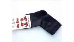 Шкарпетки дитячі р.14 колір ЧОРНИЙ - 80% бавовна  16% поліамід  4% еластан
