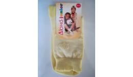 Дитячі шкарпетки DUNA 457 демі  12-14 лимонні 70%бавовна  27%поліамід  3%еластан