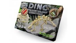 Набір д/проведення розкопок 6+DINO PALEONTOLOGY 01 2скелета Брахиозавр+Стегозавр(1/5)ДТ