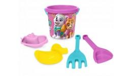 Дерев`яна іграшка Рамка-вкладиш MD 2196  з ручкою  тварини  9видів  в кульку  30-22 5-2см