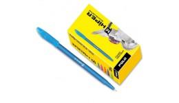 Ручка масляна HIPER Polo HO-1158 синя (50)