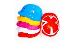 Каска дитяча 7 кольорів  (Кіндер Вей)