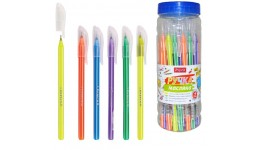 Ручка кулькова 1ВЕРЕСНЯ 411034 синя  Smartline  0 6мм (30)