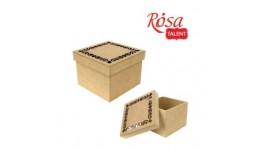 Коробка з фігурною кришкою 1 МДФ (15х15х13 см) ROSA TALENT