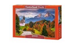 Пазл Касторленд 2000(795) Осінь в баварських Альпах   92*68 см