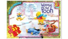 Пазли G-Toys   35  Вінні Пух