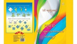 Набір Тетрада флуоресцентного паперу А4 7+5арк (1/100)
