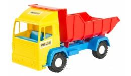 Mini truck самоскид 13 5*11*26см (Wader)