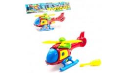 іграшка-конструктор  Вертоліт    30.010 ТМ Toys Plast