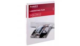 Плівка для ламінування А4 AXENT 2020 80мкм 216*303мм 100шт (1)