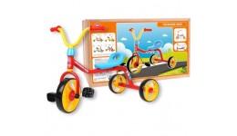Велосипед 3 колеса   Байк ТехноК   арт.4746 габаритні розміри 72*54*41см