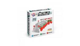 Конструктор металевий  Потяг ТехноК  арт. 4814