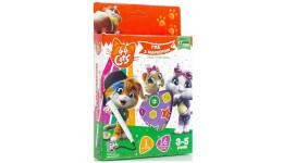 Гра з маркером 5010-15  44 Коти. 3-5 років  (Vladi Toys)