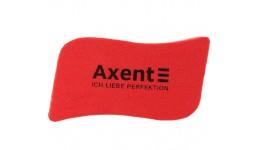 Губка для дошок AXENT 9804-04 маленька Wave ЧЕРВОНА (1/12)