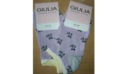 Шкарпетки жіночі 39-40 calzino-lillac WSS-001 - 64% бавовна  34% поліамід  2% еластан