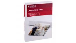 Плівка для ламінування А4 AXENT 2040 125мкм 216*303мм 100шт (1)