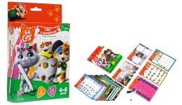 Гра з маркером 5010-16  44 Коти. 4-6 років  (Vladi Toys)