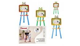 Дошка для малювання магнітна 013777 (асорті кольорів)