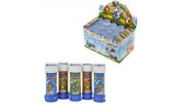 мильні бульбашки 60мл КП(1уп.-15шт) COLORplast