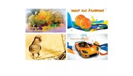 Альбом  ТЕТРАДА А4  для малювання 24 арк клеєний (20)