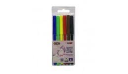 Фломастери   8кол  Centropen 8773/08  Brush  (1/160)