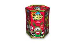 Набір д/пророщування рослини Grass Monsters Head 06 (поливай і спостерігай)+Чарівний Біб(у)(8)Д