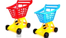 Візок для супермаркету  560х480х360мм  вага 980г ТехноК